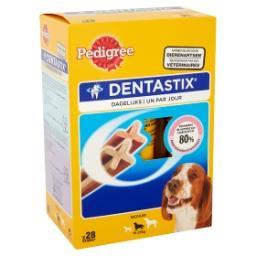 Medium dentastix pour chiens de 10 à 25kg