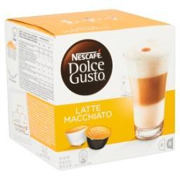 Café  Latte Macchiatto Capsules