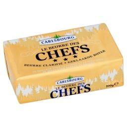 Beurre des chefs - beurre clarifié