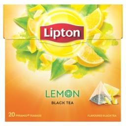 Thé - citron - sachets pyramides