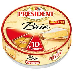 Brie - fromage en portions