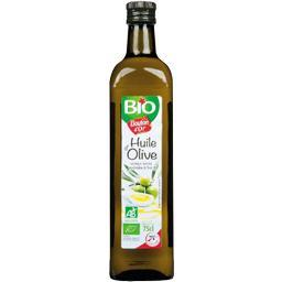Huile d'olive vierge extra bio extraite à froid bio