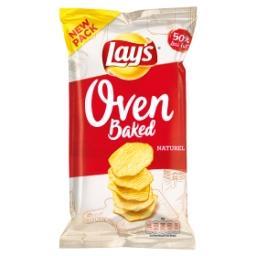 Chips oven naturel