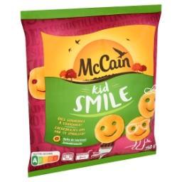 Kid smile croquettes de pomme de terre
