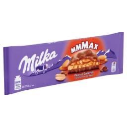 Chocolat au lait alpin avec cacahuète et caramel - 2...