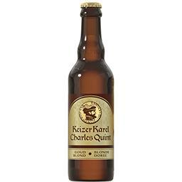 Bière blonde dorée