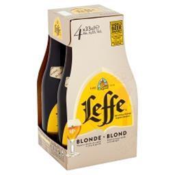 Bière Belge d'Abbaye Blonde Bouteilles