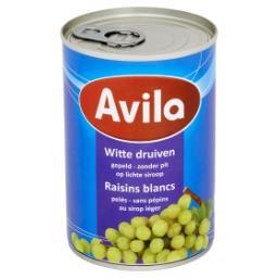 Raisins Blancs Pelés - sans Pépins au Sirop Léger