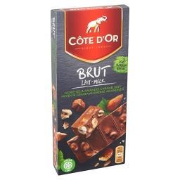 Chocolat - brut - lait - double noix