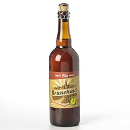Bière belge ambrée bio