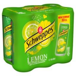 Boisson petillant - lemon - aux saveurs de 4 citrons