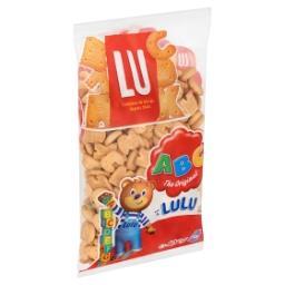 Lulu abc - biscuits en forme de lettres