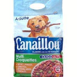 Oligo actifs, multi croquettes pour chiens au boeuf...