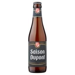 Saison dupont - bière blonde de fermentation haute
