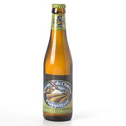 Bière belge triple brassée à l'eau de source - haute...