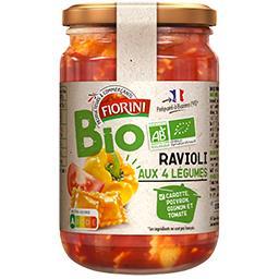 Ravioli aux 4 légumes BIO