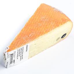 Chaumes - fromage français à pâte molle et croûte ro...