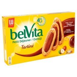 BelVita Petit Déjeuner Tartiné Goût Choco Noisette