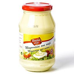 Mayonnaise aux œufs