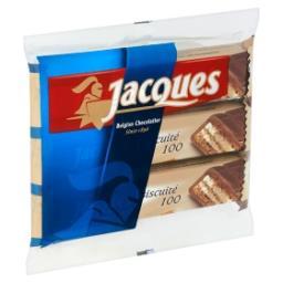 Barres de lait biscuité 100