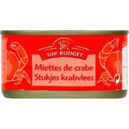 Miettes de crabe