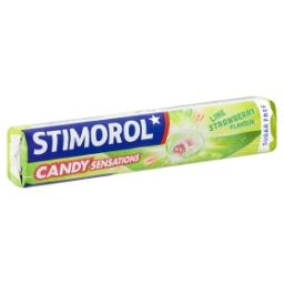Candy Sensations Lime Strawberry Flavour Sugar Free