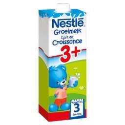Lait de Croissance 3+ Liquide Bébé dès 3 Ans