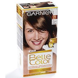 Belle color - soin couleur à l'huile d'argan - châta...