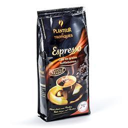 Espresso - café en grains