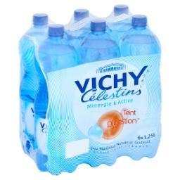Célestins - eau minérale naturelle gazeuse