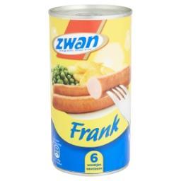 Saucisses de francfort - 6 pièces