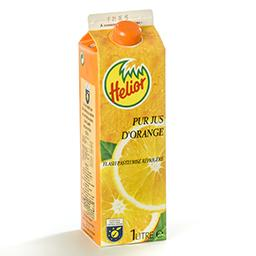 Pur jus d'orange - flash pasteurisé réfrigéré - 100%...
