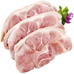 Rouelles de porc