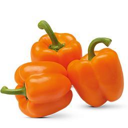 Poivrons oranges