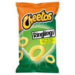 Ringlings Snack de Maïs Oignon et Fines Herbes