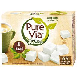 Stévia - édulcorant naturel 0 kcal - 65 morceaux