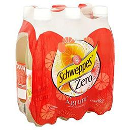Zero agrum' - boisson gazeuse sans sucre aromatisée ...