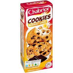 Cookies nougat' choc'