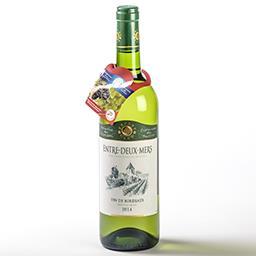 Vin blanc - entre-deux-mers - vin de bordeaux - 2014