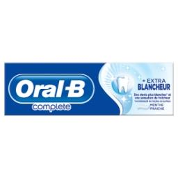 Complete Dentifrice Extra Blancheur