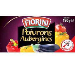 Sauce poivrons et aubergines