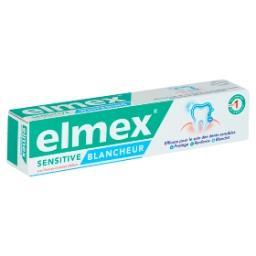 Dentifrice - sensitive blancheur - au fluorure d'ami...