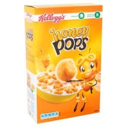 Honey pops - céréales au miel