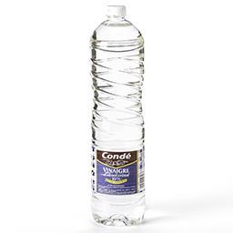 Vinaigre d'alcool cristal 10% - spécial conserves