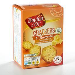 Crackers - emmental