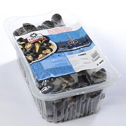 Moules fraîches de hollande - jumbo