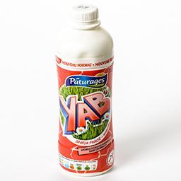 Yab - yaourt à boire saveur fraise