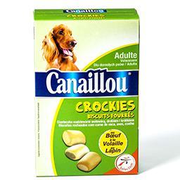 Crockies - biscuits fourrés pour chiens