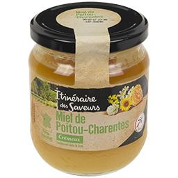 Miel de Poitou-Charentes crémeux
