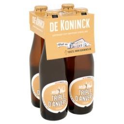 Triple d'Anvers Bière Bouteilles